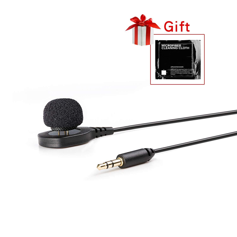 Amazon com : BOYA HLM1 Omni-Directional Condenser Lapel Pin