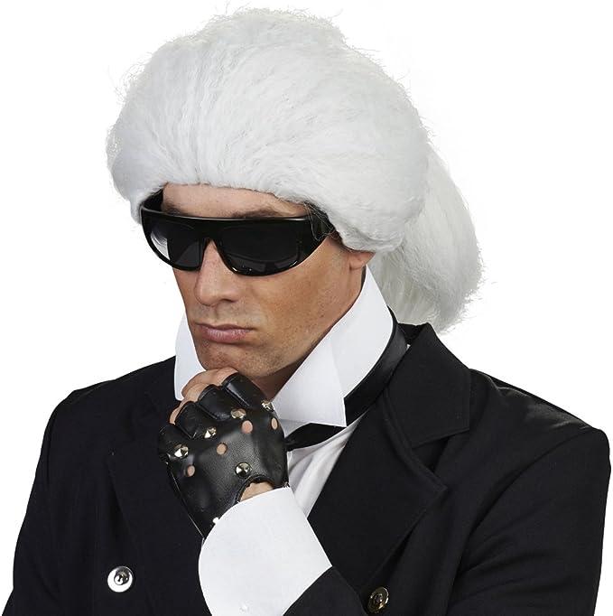 Andrea Moden 0558/1 peluca Karl, talla única: Amazon.es: Juguetes ...
