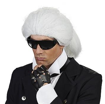 Andrea Moden 0558/1 peluca Karl, talla única