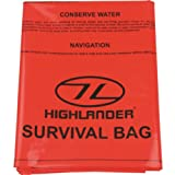 Large 2 PERSON Survival Bivvy Bag Emergency Shelter NEW