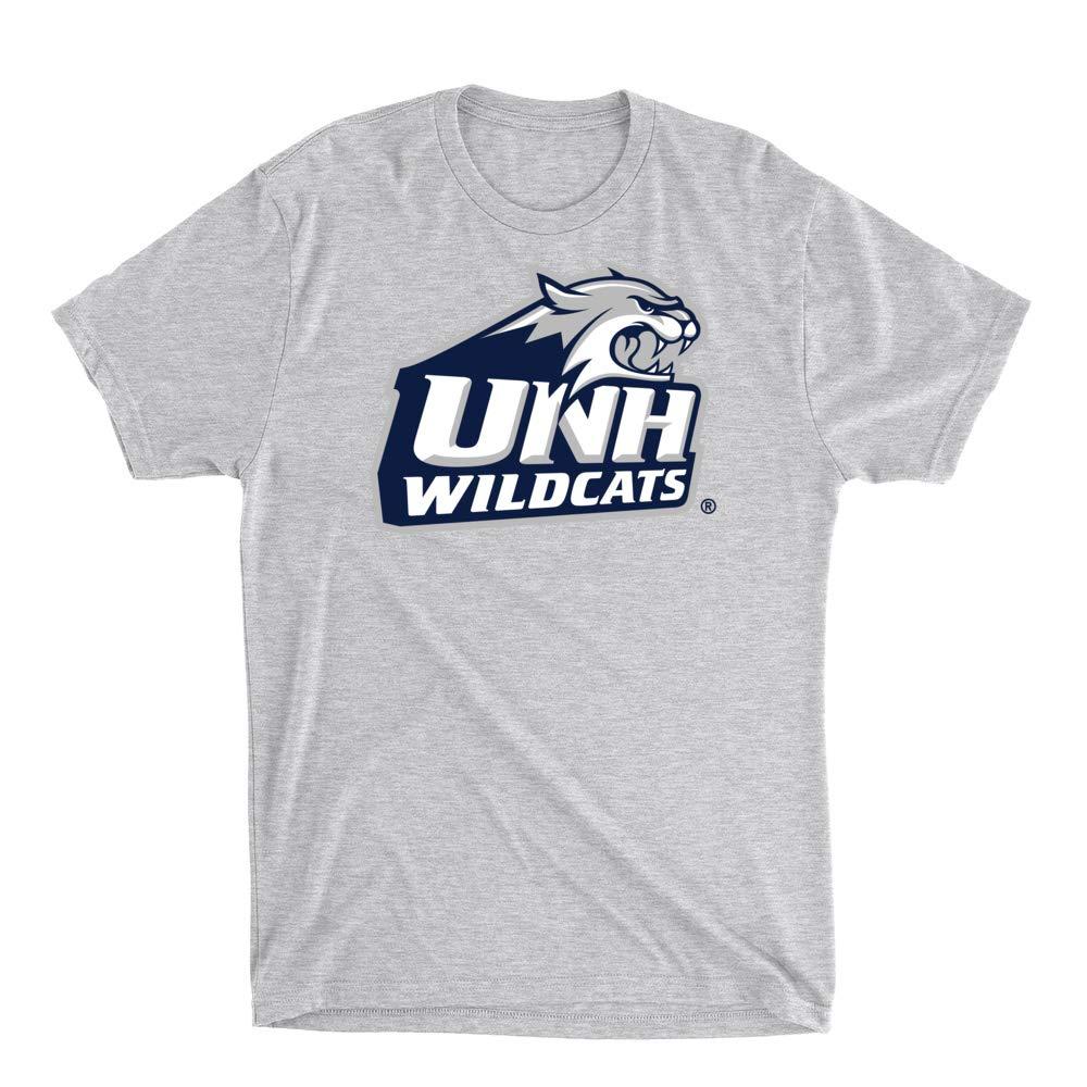 PPNHM02 Mens//Womens Premium Triblend T-Shirt Official NCAA New Hampshire University Wildcats