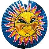 Kögler - 42827 - Lampion Sonne, schwer entflammbar, D 45 cm