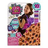Cool Maker - Sew Creative Fabric Kit, BONUS Backpack Project (Packaging May Vary)