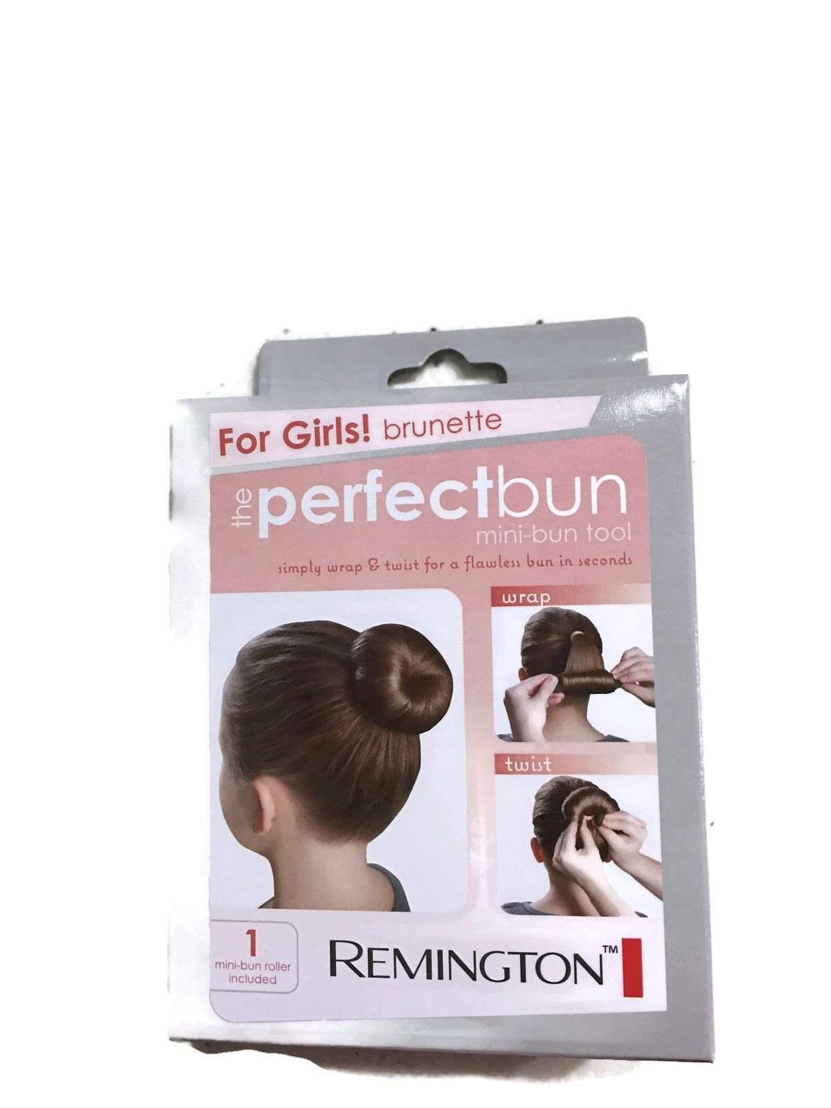 Remington Perfect Bun for Girls, GSB1W1