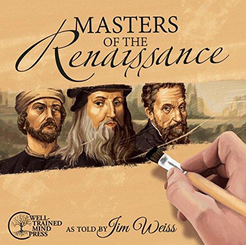 Read Online Masters of the Renaissance: Michelangelo, Leonardo da Vinci, and more pdf