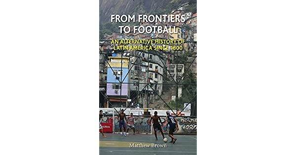 Amazon.com: From Frontiers to Football: An Alternative ...