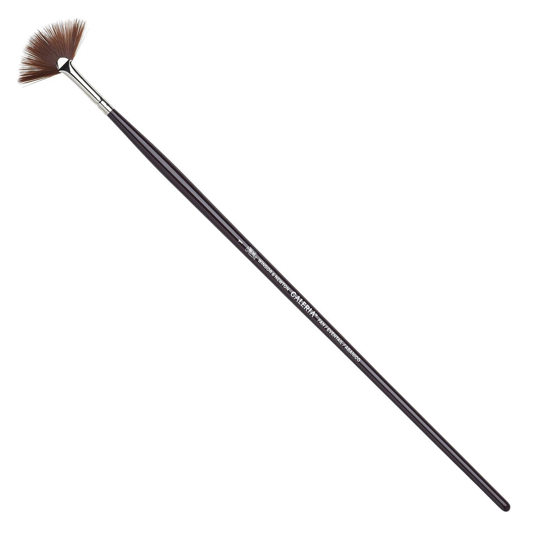 Winsor & Newton Galeria Fan Long Handle Brush, Size-1 5735001