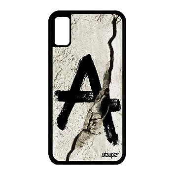 coque iphone x anarchie