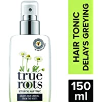 True Roots Botanical Hair Tonic to Delay Hair Greying, 150 ml