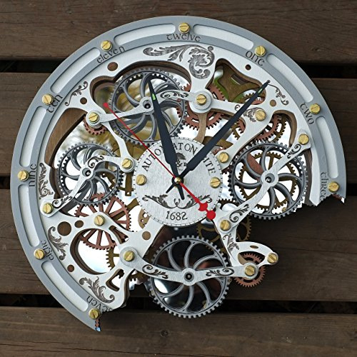 personalized wall clock - 7