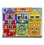 Kyпить Melissa & Doug Latches Wooden Activity Board на Amazon.com