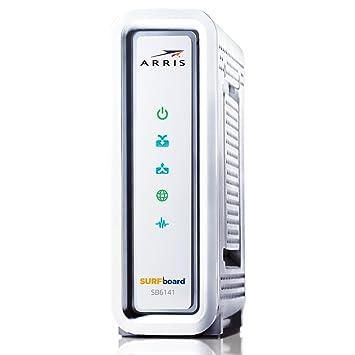 amazon co jp arris surfboard sb6141 docsis 3 0 cable modem