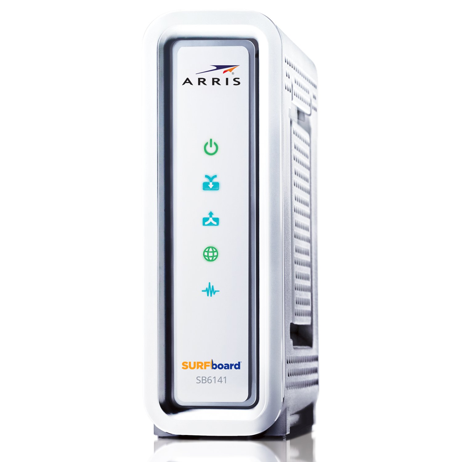 ARRIS SURFboard SB6141-RB 8x4 DOCSIS 3.0 Cable Modem (Certified Refurbished)
