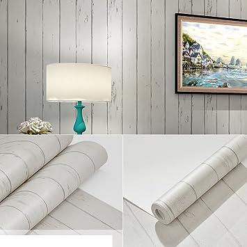 Östliches Mittelmeer Holz Tapete/ Vliestapete/Schlafzimmer/Wohnzimmer TV Wand  Streifen Hintergrundbild A
