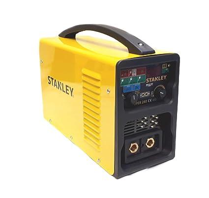 Stanley SUPER 180 TIG - Equipo de soldadura (4,2 W, 230 V), color ...