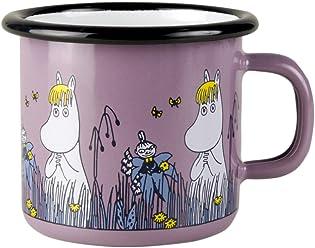 Treacle George Muurla Moomin Snowball Fight Christmas Bauble