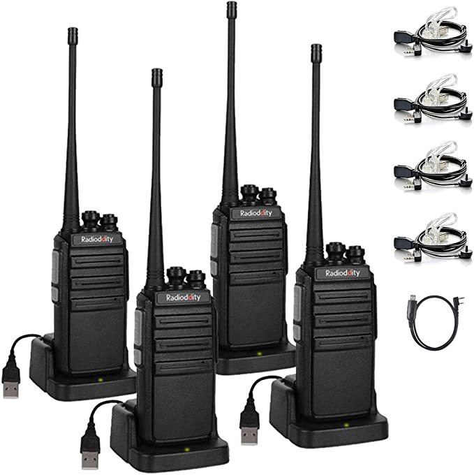 Walkie Talkies Radioddity GA-2S UHF