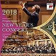 【现货】【中图音像】进口CD:2018年维也纳新年音乐会/里卡尔多.穆蒂 NEW YEAR'S CONCERT 2018/Riccardo Muti(2CD) [CD] 里卡尔多.穆蒂(Riccardo Muti)、 维也纳爱乐乐团(Vienna Philharmonic)