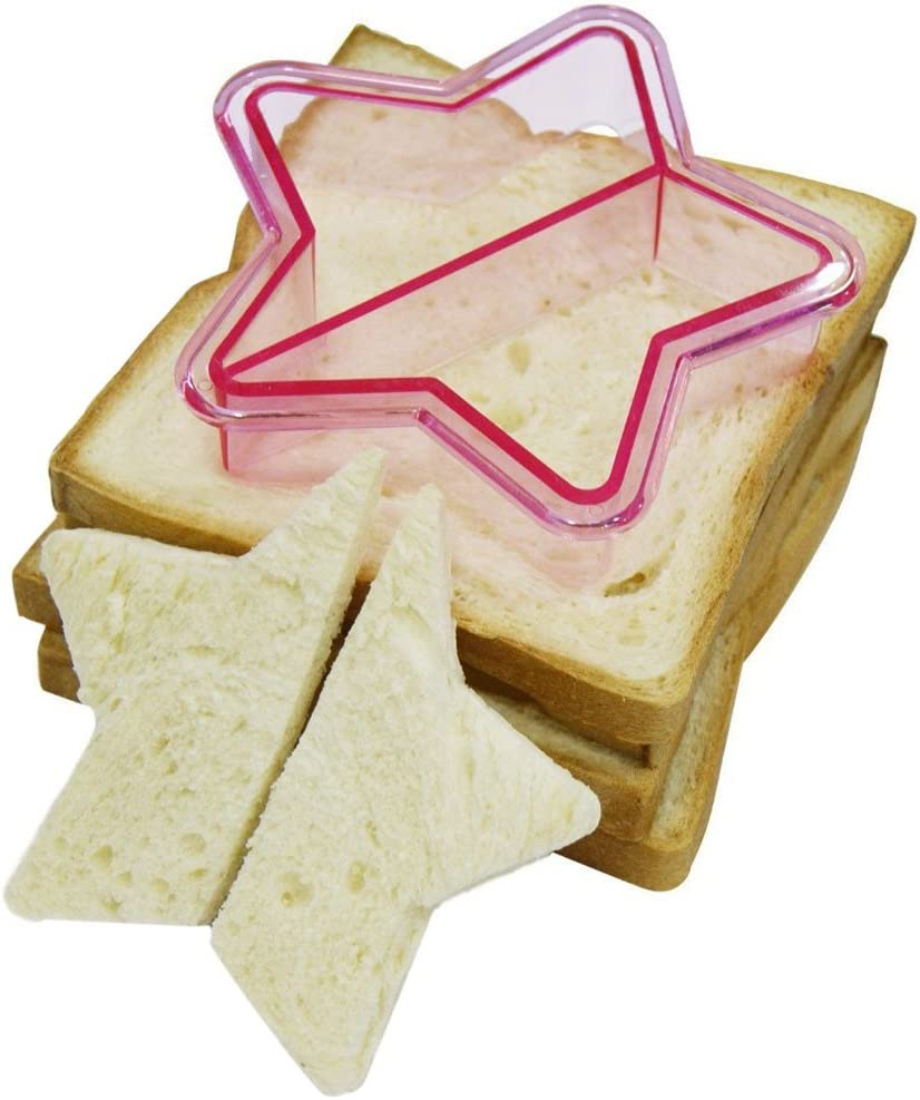 Kids DIY Lunch Sandwich Toast Cookies Animal Mold Bread Mould Biscuit Cutter