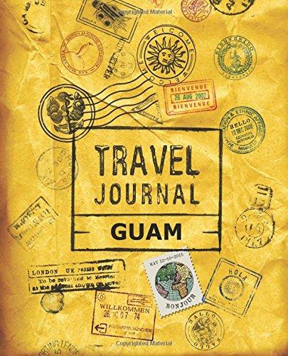 Travel Journal Guam