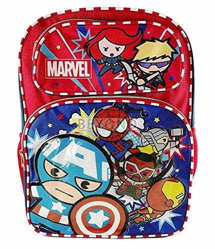 Marvel Super Heroes Avengers Animated 16