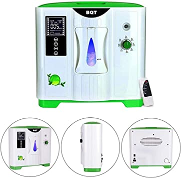 BQT Portátil Generador De Oxígeno Portátil Portátil Cuidado En El ...