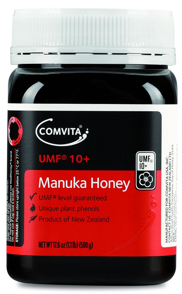 Comvita Manuka Honey New Zealand Honey, 500g (1.1lb)