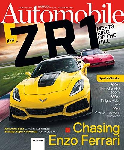 Magazines : Automobile
