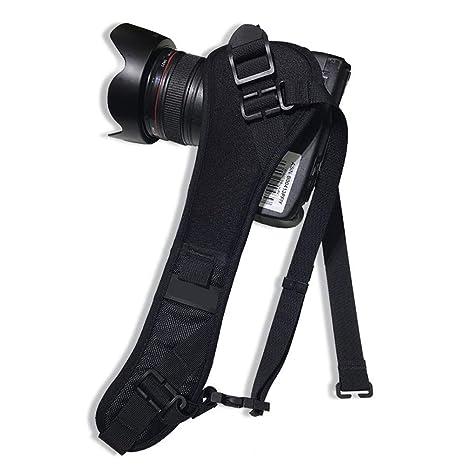 Amazon.com: Rziioo Correas para cámara para Canon Nikon ...