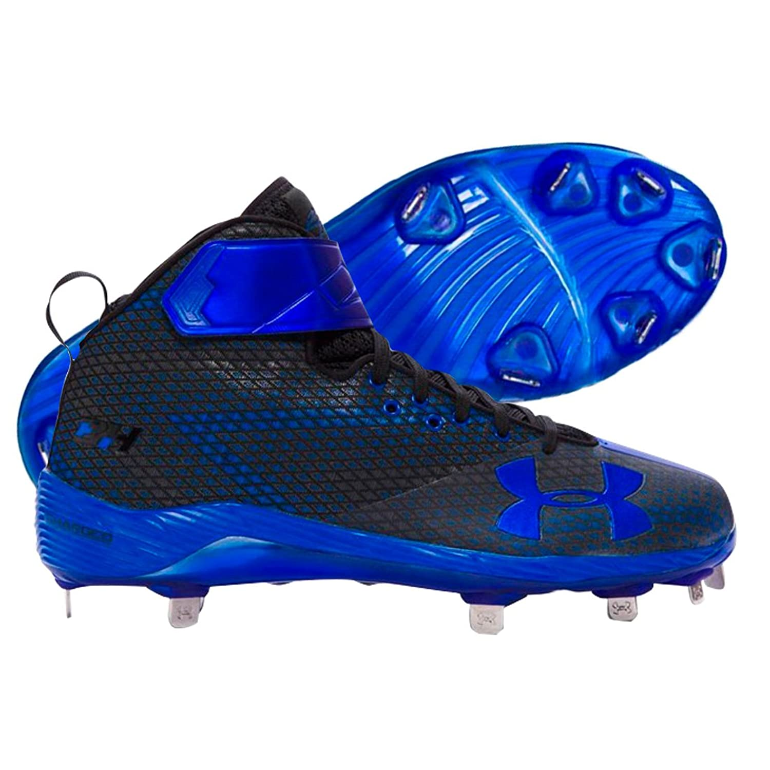 UNDER ARMOUR UA HARPER ONE MID ST 1278699-014 [並行輸入品] B07BVPY1R6 25.5 cm