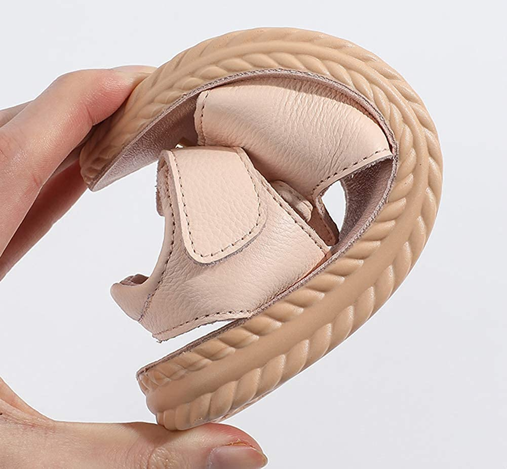 Tuoup Leather Bowknot Kids Sandles Stylish Cute Sandals for Girls