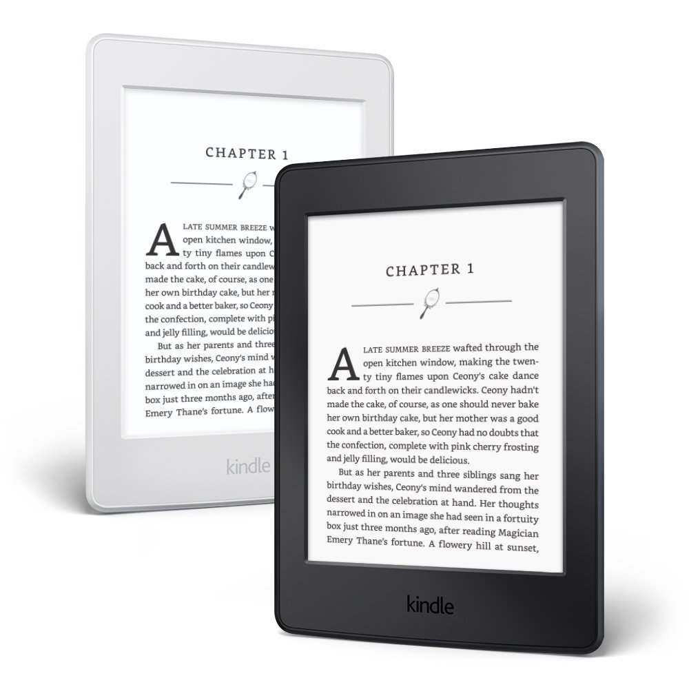 Kindle - best birthday gifts that he'll actually use- TodayWeDate.com