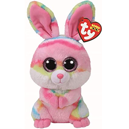 JEWH Ty Beanie Boos - Regular Plush Stuffed Doll Toy Collectible - Soft Big Eyes Plush