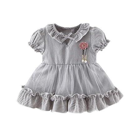 Mealeaf - Falda de Tul con volados para bebé (3 a 24 m): Amazon.es ...