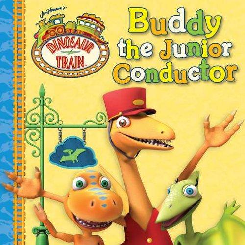 Download Buddy the Junior Conductor (Dinosaur Train) pdf epub
