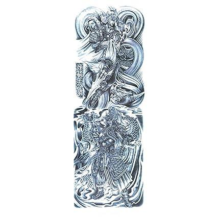 Diferentes estilos de decoración del cuerpo, pegatinas temporales ...