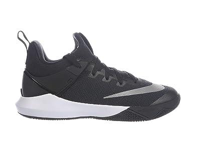 Nike Zoom Shift TB Men s Basketball Shoes Black White Size 6 a6b025a73