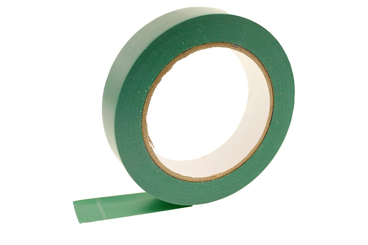 1 Dark Green 7 Mil Rubber Adhesive PVC Vinyl Tape OSHA Caution Marking Safety Electrical Removable Floor Tape 36 yd