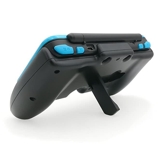 Grip para New 2DS XL - Carcasa Nintendo New 2DS XL, Protectora Antideslizante con Soporte para New Nintendo 2DS XL: Amazon.es: Videojuegos