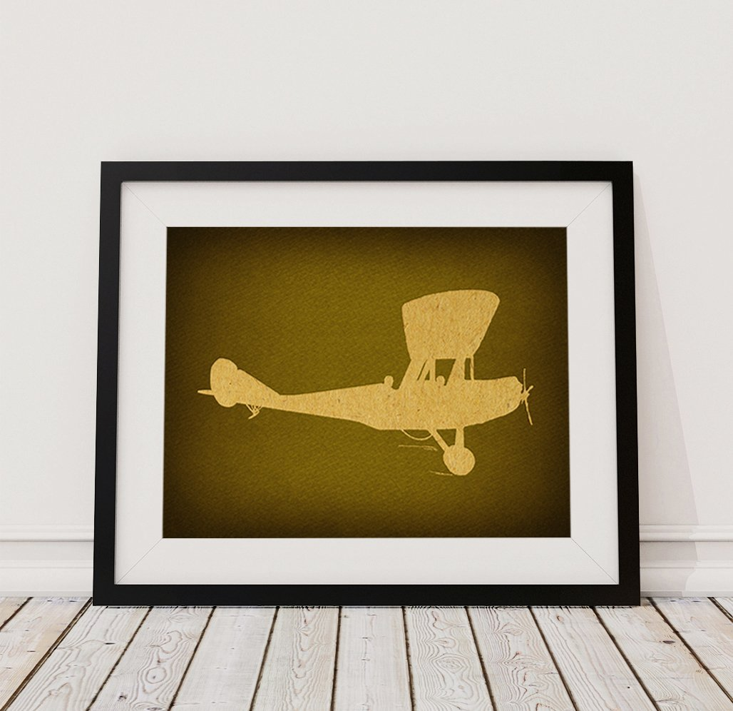 Exelent Metal Airplane Wall Decor Inspiration - All About Wallart ...