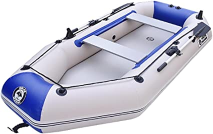 Holds 2 Persons Inflatable Kayak Set w// Aluminum Oars /& High Output Air Pump