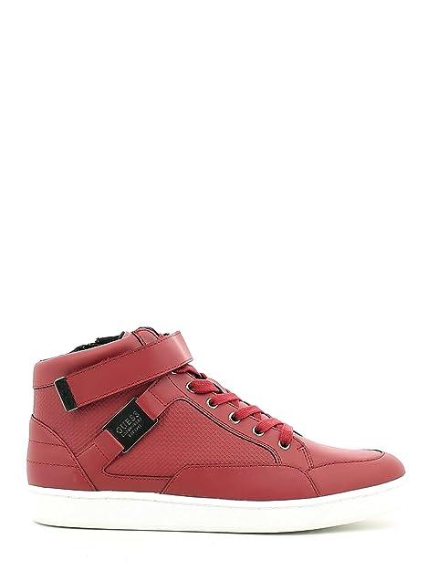 GUESS Dean, Zapatillas Altas para Hombre: Amazon.es: Zapatos y complementos