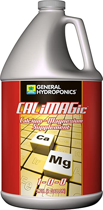 General Hydroponics CALiMAGic for Gardening, 1-Gallon