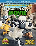 Shaun the Sheep Movie [Blu-ray + DVD + Digital HD]