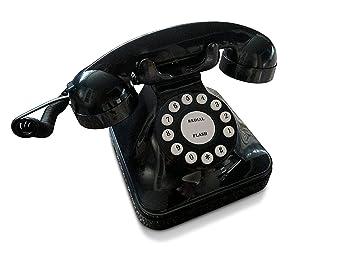 Brancher le vieux téléphone rotatif