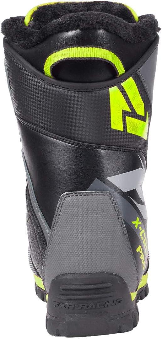 FXR X-Cross Pro BOA Boot Black//Hi-Vis - Mens 11 // EU45