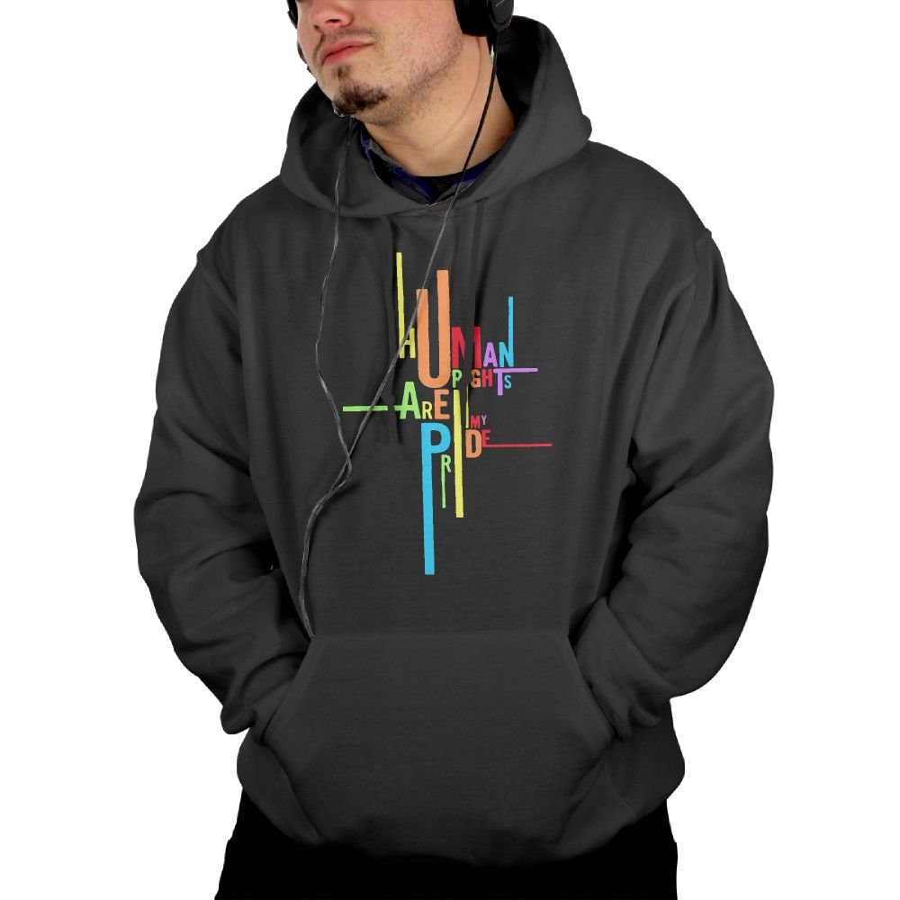 Human Rights Are My Pride Nice Hoody Suit First Quality