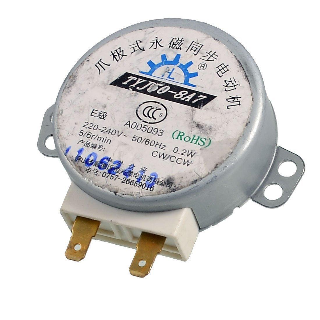 DealMux microondas motor síncrono 5/6R/min CW/la Convención sobre ...