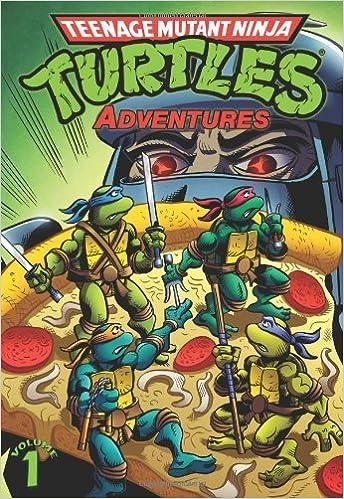 Teenage Mutant Ninja Turtles Adventures Volume 1 by Marx ...