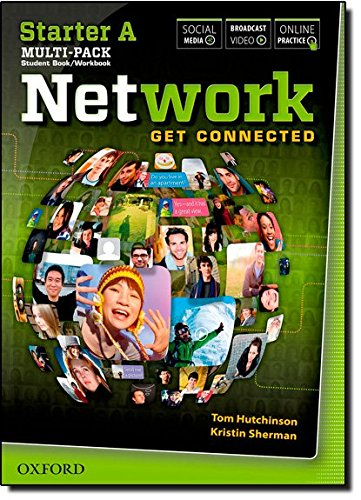 Network: Starter: Multi-Pack A: Student Book/Workbook Split Edition